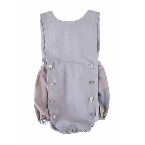 Button Overall 11