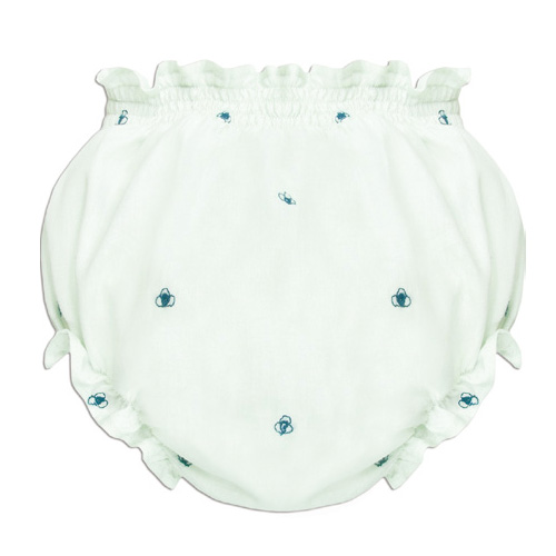 ALL EMBROIDERY BABY BLOOMER