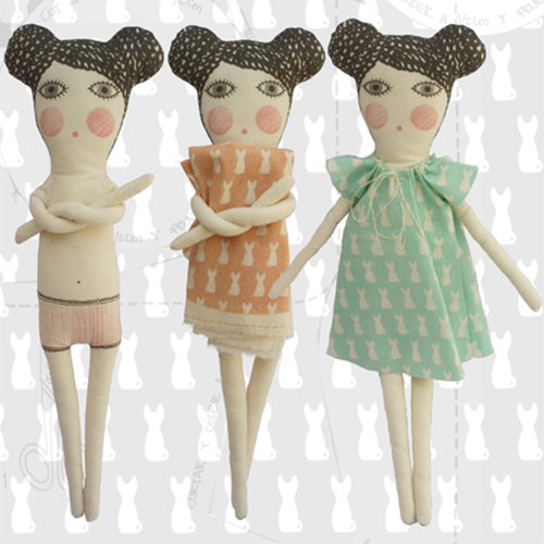 ★CHRISTMAS EVENT 30%세일★ Organic Cotton Doll 인형