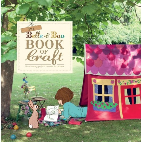 [Belle and Boo] [벨앤부 종이공예책] Belle & Boo Book Of Craft