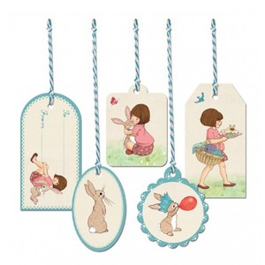 [Belle and Boo] [벨앤부 선물포장] Beautiful gift tags (10 pieces)