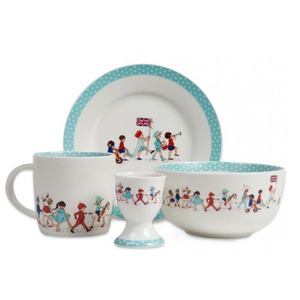 Parade 4 piece Breakfast set (예약판매)