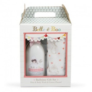Bathtime gift set